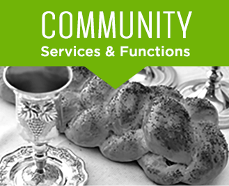 Community - Services and Functions