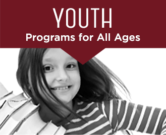 Youth - Programs for all ages